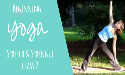 #14-BEGINNING-YOGA-STRETCH-AND-STRENGTH---CLASS-2