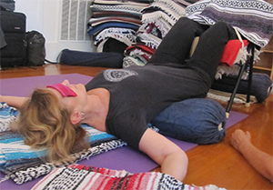 Restorative Yoga for the Chakras