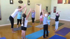 Yoga for Kids (4 Week Series)